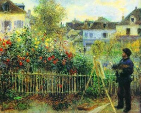 290px-Renoir-Monet_painting